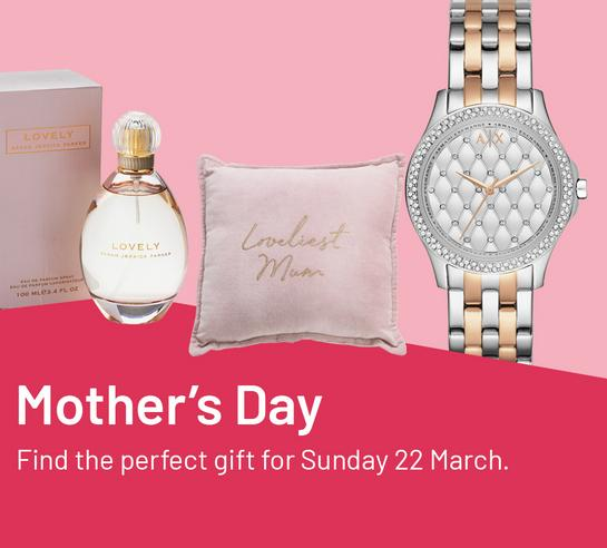 Argos Mother's Day Gifts and Ideas 22nd March 2020