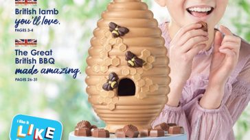 ALDI UK Easter Brochure 2021