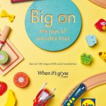 Lidl Wooden Toys 2020