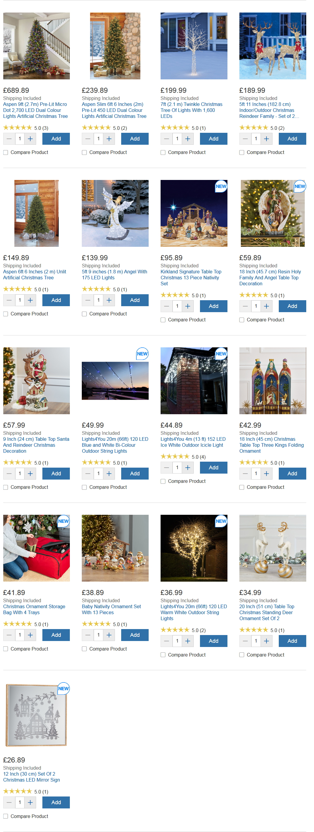Costco Christmas Decorations 2020
