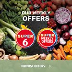 Aldi Super 6 & Super Weekly Offers From 4th March 2021