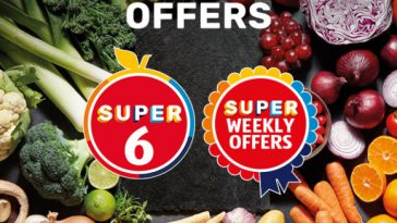 Aldi Super 6 & Super Weekly Offers From 18th January 2021