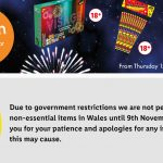 LIDL Fireworks Offers From Thursday 15th October 2020