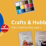 LIDL Crafts Hobbies Offers From Sunday, 24th January 2021