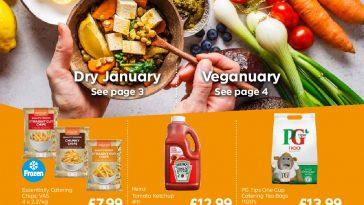 Bestway Price Hold 1st Jan - 28th Jan 2021