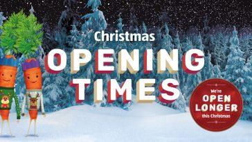 ALDI Christmas Opening Hours