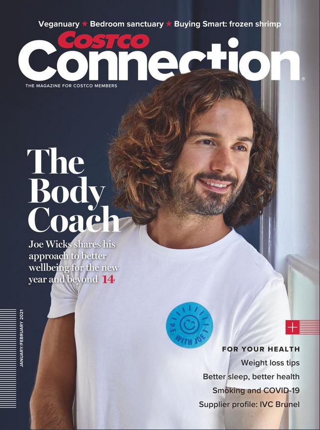The Costco Connection Magazine January/February 2021