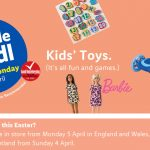 LIDL Kids Toys from Monday, 5th April 2021