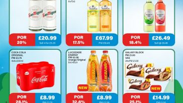 Bestway Wholesale 26th Mar – 22nd Apr 2021 Monthly Deals Brochure Preview