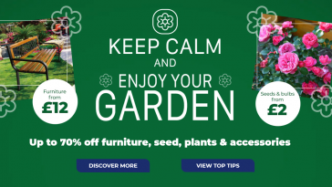 The Original Factory Shop Offers from 1st March 2021 Garden & DIY