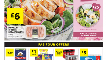 SuperValu Offers 1st March to 20th March 2021