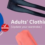 LIDL Adults Clothing Offers From Sunday, 7th March 2021