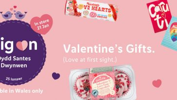 Lidl Welsh Valentines Day Offers from Thursday, 21st January 2021 (Wales Only)