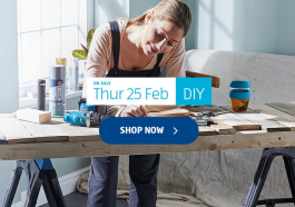 Aldi Special Buys Thursday, 25th February 2021 DIY
