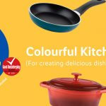 LIDL Colourful Kitchenware Offers From Thursday, 25th February 2021