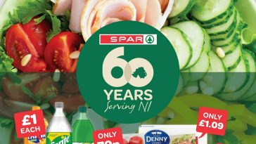 Spar Offers 17th May – 6th June 2021