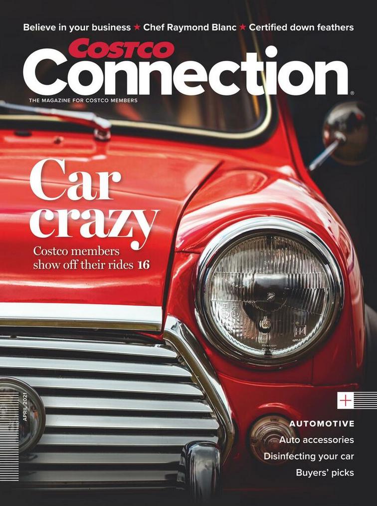 The Costco Connection Magazine April 2021