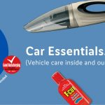 LIDL Car Essentials Offers from Sunday 18th April 2021