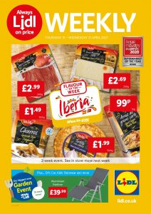 Lidl Offers 15/4/2021-21/4/2021