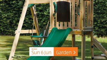 Aldi Special Buys Sunday, 6th June 2021 Garden & Outdoor Play