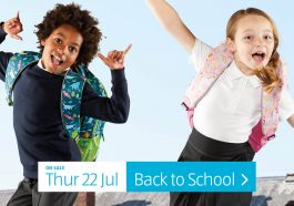 Aldi Special Buys Thursday, 22nd July 2021 Back To School