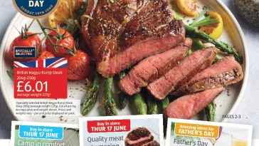 Aldi Leaflets Special Buys 13th June - 20th June 2021