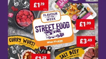 Lidl Weekly Offers 29th July - 4th August 2021