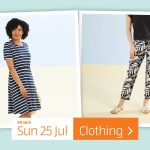 Aldi Special Buys Sunday, 25th July 2021 Clothing