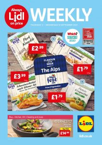 Lidl Offers 2/9/2021-8/9/2021