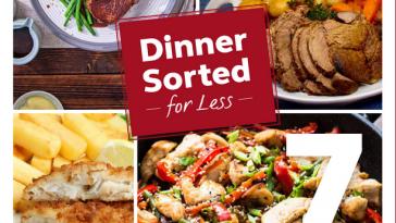 SuperValu Magazine August 2021 Dinner Sorted for Less