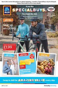 Aldi Leaflets Special Buys 12th September - 19th September 2021